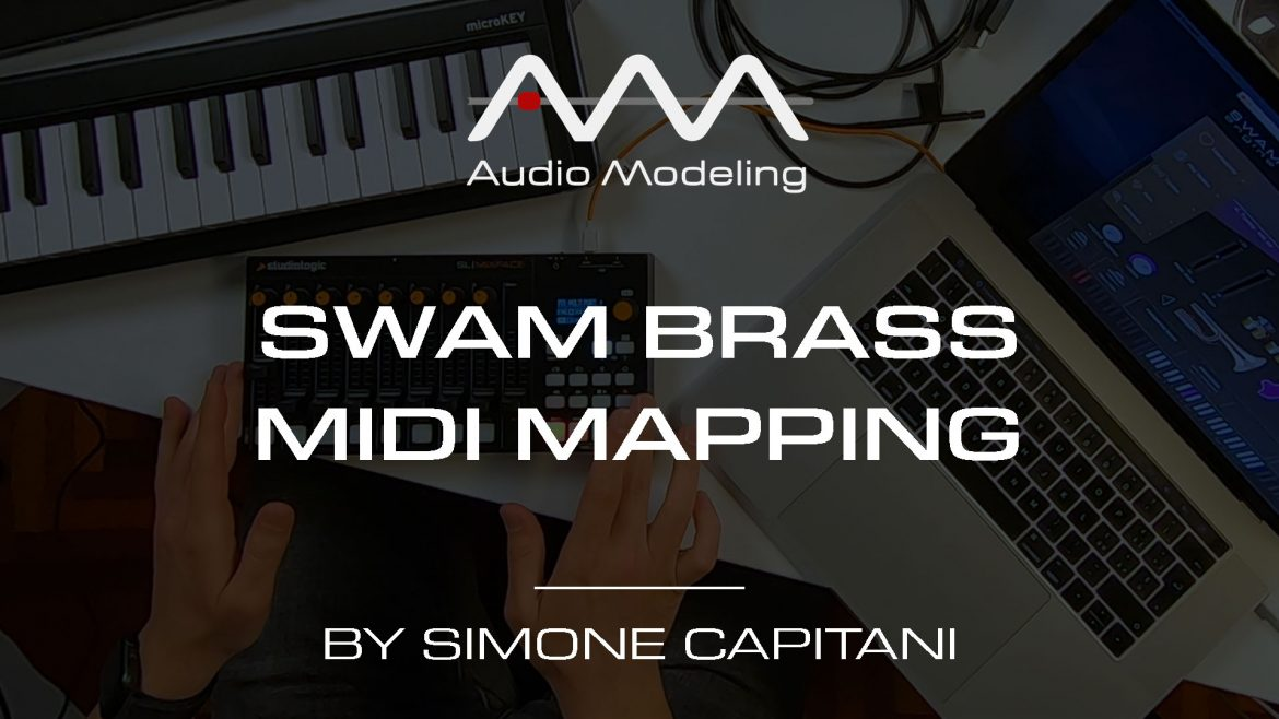 swam brass midi mapping