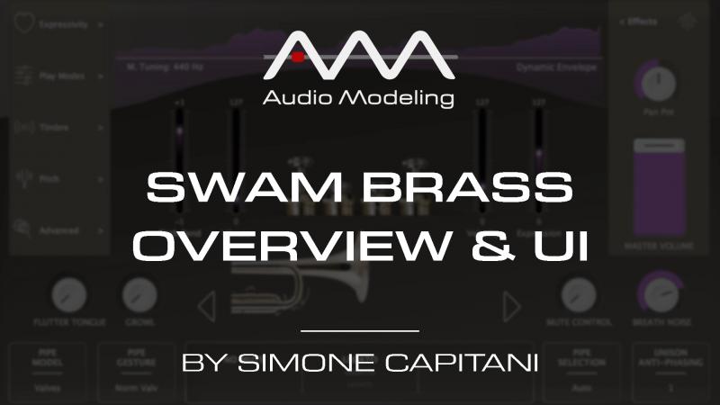 swam brass overview ui