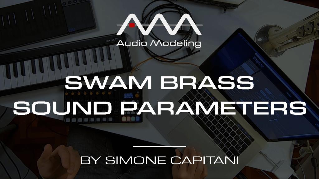 SWAM brass sound parameters