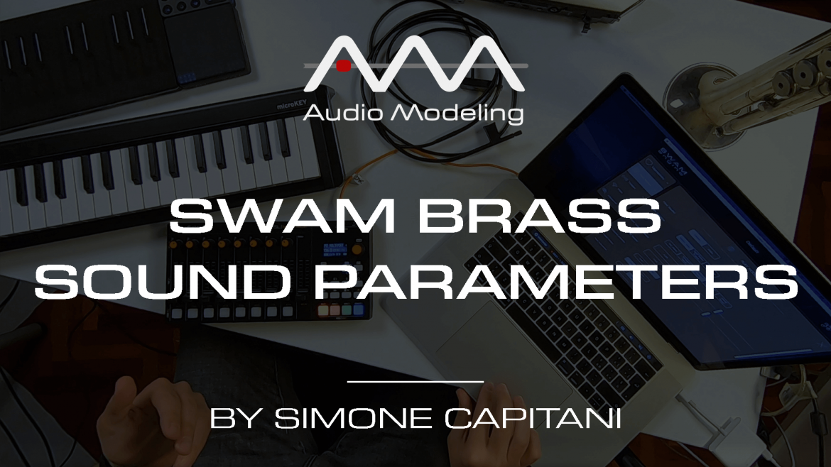 SWAM brass sound parameters