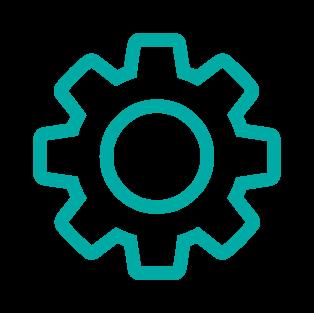 settings area icon