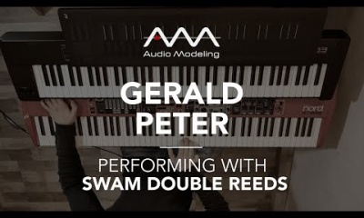 Gerald Peter performing with SWAM Bassoon