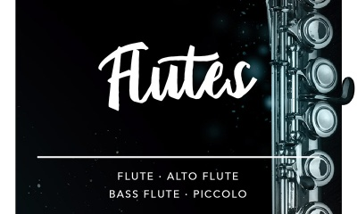 SWAM Woodwinds 2.8 - Flute