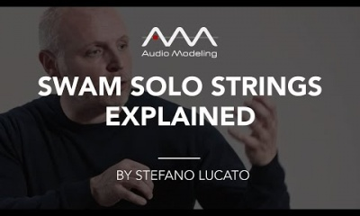 SWAM Solo Strings Explained