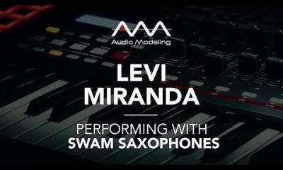 SWAM Saxophones - by Levi Miranda