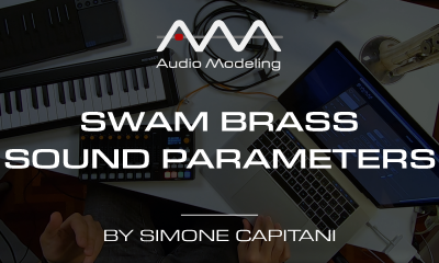 Sound Engine Parameters - SWAM Brass Tutorials