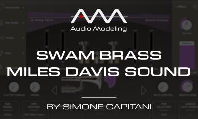 "Miles Davis ""-ish"" Trumpet - SWAM Brass Tutorials"